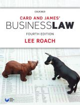 Card & James' Business Law (4th edn)