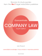 Company Law Concentrate (4th edn)