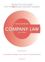 Company Law Concentrate (5th ed