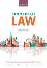 Commercial Law (3rd edn)